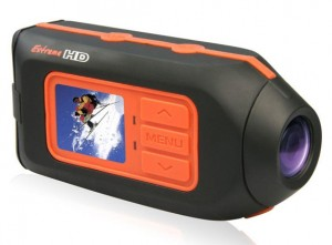 Sportovní FULL HD kamera HD-119 RC