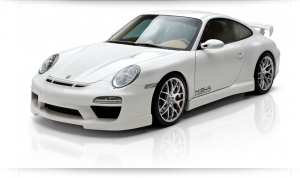 Body kit pro Porsche 997