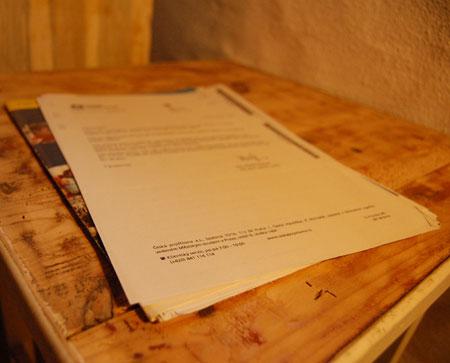 Smlouvy a všeobecné podmínky je dobré řádně si pročíst případně se i poradit s právníkem